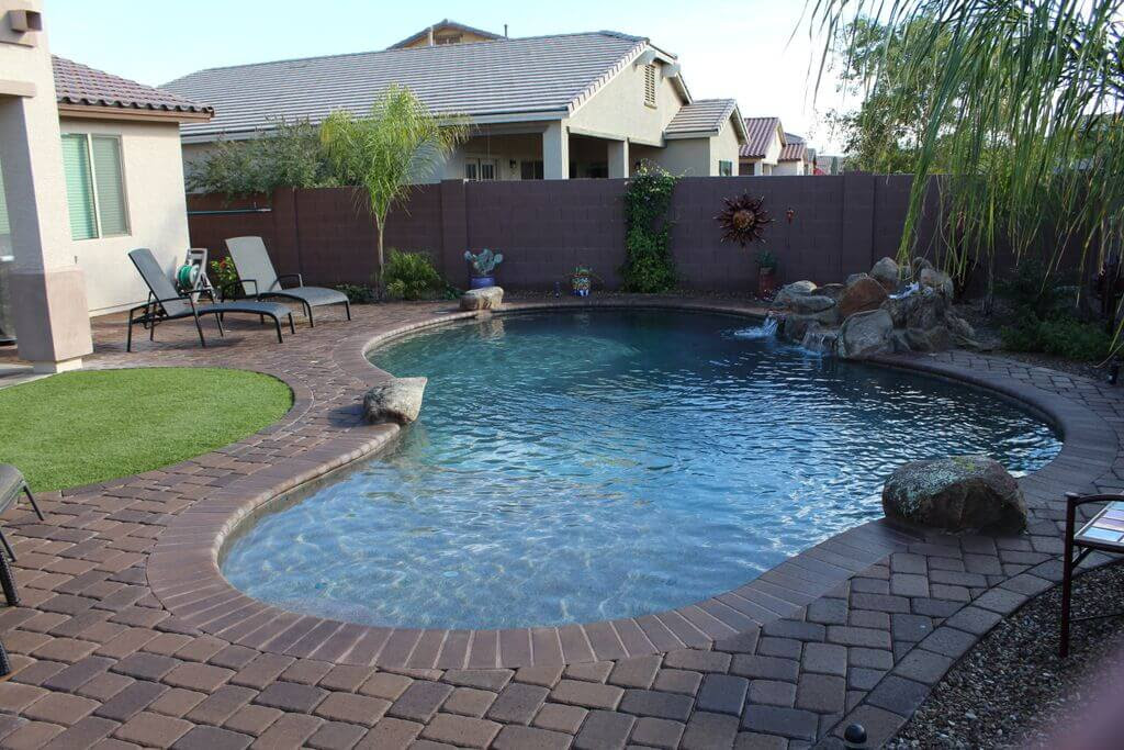 Professional Pool Resurfacing Mesa Az New Image Landscape And Pools