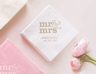 Personalised Paper Napkins ? Custom Paper Napkins
