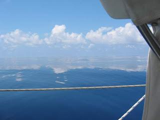 A glassy Sea