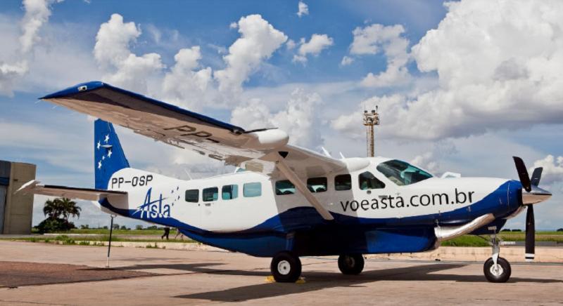 Asta Linhas Aéreas demonstra interesse em voar para Cáceres