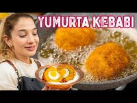 Yumurtanın Başrolde Olduğu En İlginç Lezzet: Baharatlı Yumurta Kebabı Tarifi - Ana Yemek Tarifleri - Yemek.com