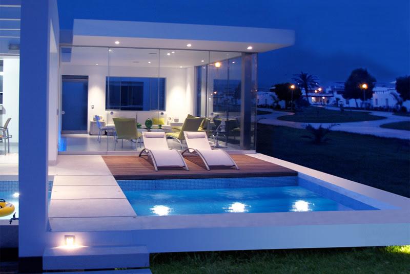 latest modern houses