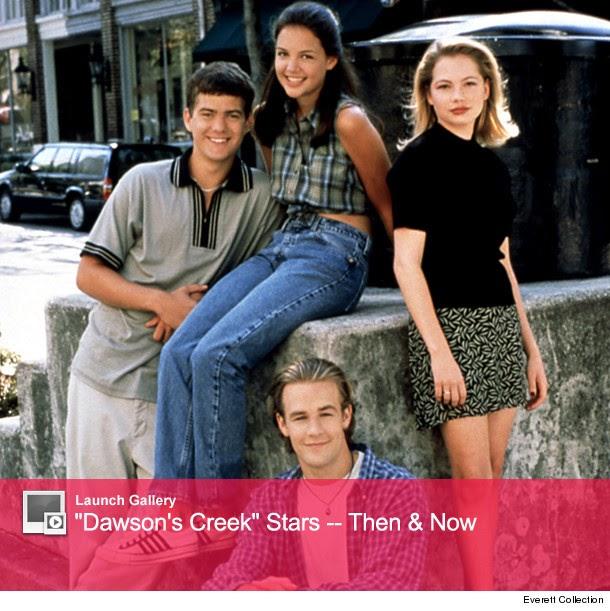"""Dawson's Creek"" Stars: Then & Now! » Celeb Movie"