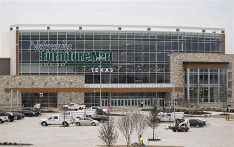 nebraska furniture mart  texas redefines big box local