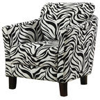 Zebra Hall Design Ideas, Pictures, Remodel and Decor