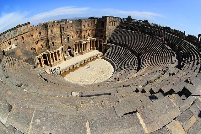 bosra coliseum