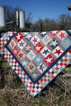 Dancing Stars Quilt $126 by Quilt Expressions