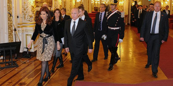 La Russia è un attore globale fondamentale. Cristina Fernandez de Kirchner in visita a Mosca