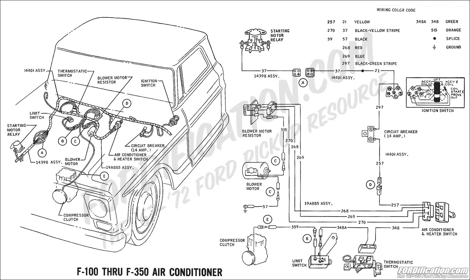Ford F150 Air Conditioning Wiring Diagram | Wiring Diagram
