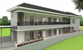 Model Atap Rumah Kost Minimalis
