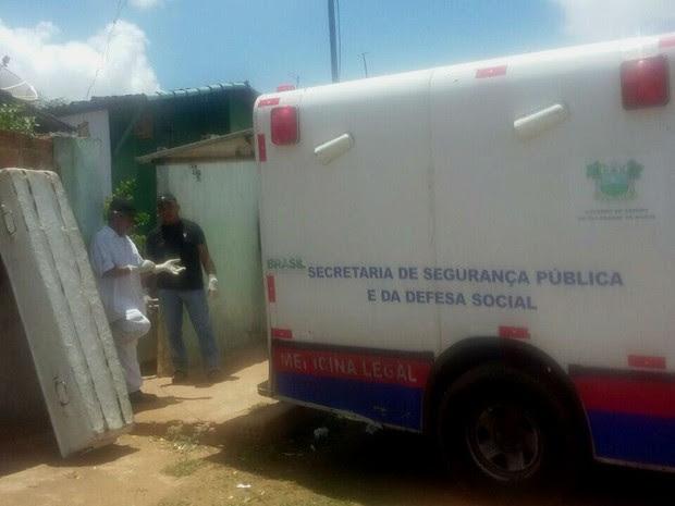 Onze pessoas foram mortas em Ceará-Mirim após morte de policial militar. (Foto: Mirella Lopes/Inter TV Cabugi)