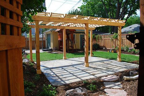 How To Build A Patio Cover   Build A Patio Cover   Patio ...