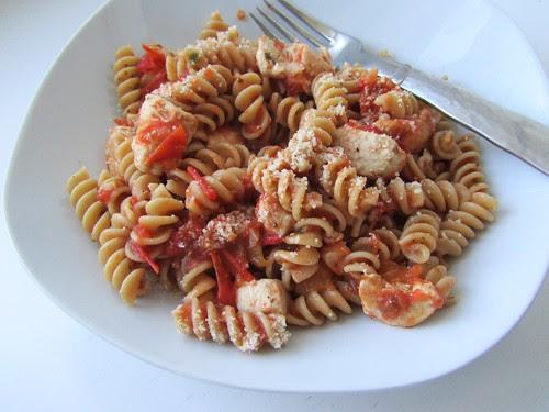 Pasta & Tomatoes