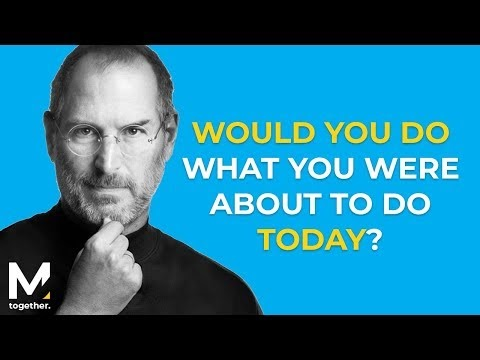 Steve Jobs – If Today Was The Last Day Of My Life