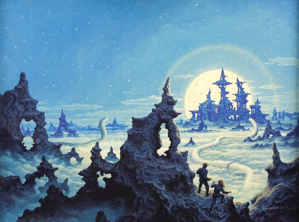 Greg and Tim Hildebrandt - Untitled