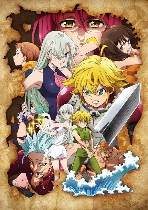 Seven Deadly Sins Anime Season 3