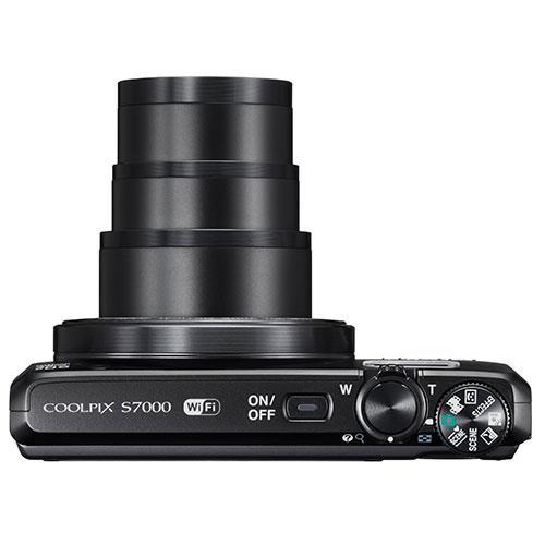 Nikon Coolpix S7000, comprar camara compacta barata, camara compacta barata, camara barata