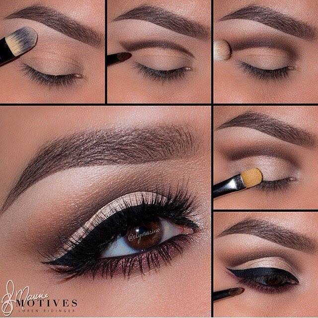 How to Apply Natural Makeup for Brown Eyes: 10 Steps