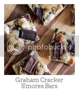 """""""Graham Cracker S'mores Bars"""""""