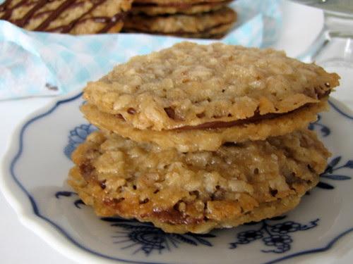 Florentine Cookie Sandwich