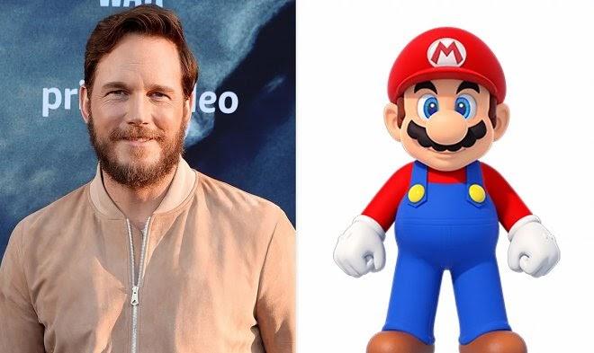 Крис Пратт исполнит роль Марио в фильме «Super Mario Bros.»