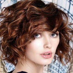 Taglio di capelli corti 100 acconciature per il 2016 - tagli di capelli femminili ricci