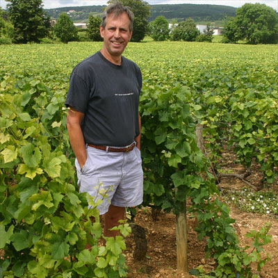 Blair Pethel from Domaine Dublere