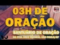 DIRETORIA DA IPDA 3 horas de oração no Santuario da Oracao na Sede Mundial