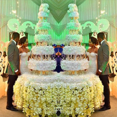 BN Weddings: Say Yes to That Cake! Feast Your Eyes on
