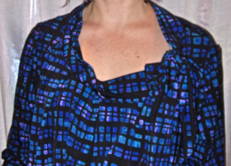 Closeup of Neck Tie