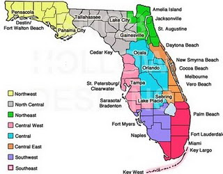 Map Of Florida Beaches East Coast | Florida Map 2018