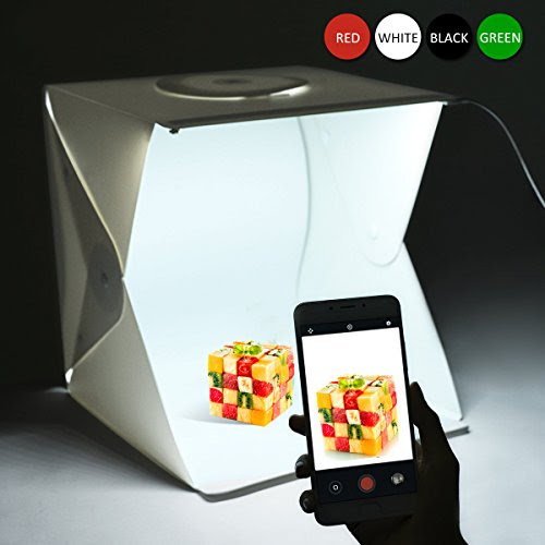 Best 50+ Limostudio 16 X 16 Table Top Photo Photography Studio Lighting Light Tent Kit