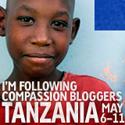 Compassion Bloggers Tanzania 2012
