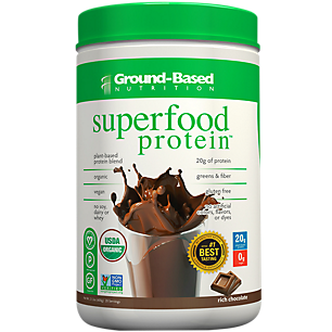 Product Image for Superfood Protein - CHOCOLATE (660 Grams ...