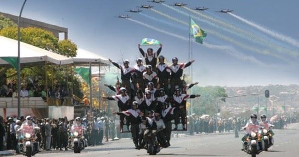 Ministério da Defesa cancela tradicionais desfiles de 7 de Setembro em razão da pandemia