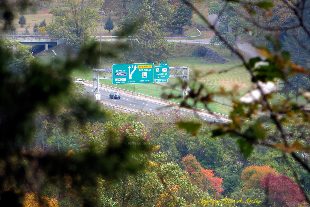 Exit 16 - Harriman by peterkopher