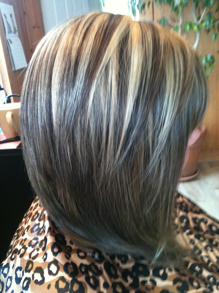Emejing Hairstyles With Lowlights And Highlights Ideas - Styles ...