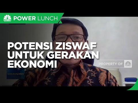 Anwar Bashori: Potensi Ziswaf RI Mencapai Rp 500 T