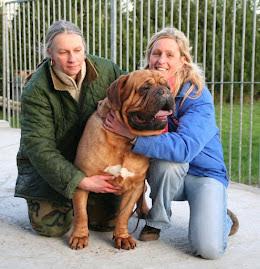 Cetjes BIG friends.....Pascale & Sandra :-))