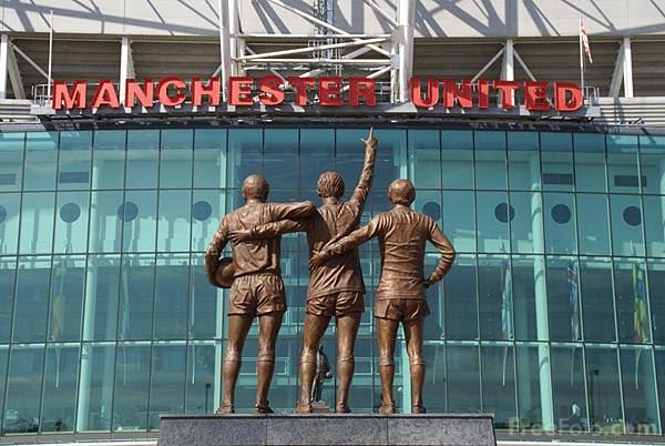 Akhirnya kesampaian juga ke Old Trafford/agenliga.com