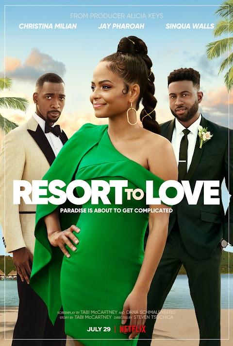 Resort to Love (2021) 480p 720p 1080p WebRip Dual Audio (Hindi+English) Full Movie