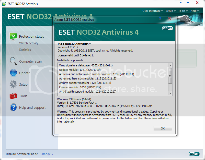 ESET NOD32 Antivirus 2019 Free Full Version Download (1-Year Trial)