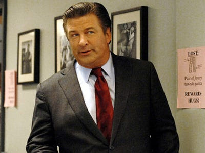 BEST ACTOR (TV COMEDY): Alec Baldwin -- 30 Rock