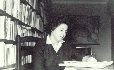 La filosofa argentina Amelia Podetti (1928-1979)