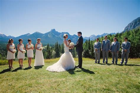 A Gorgeous Wedding in the Mountains   Weddingbells