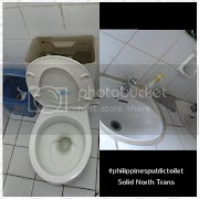 Public Toilet: Solid North Transportation in Cubao