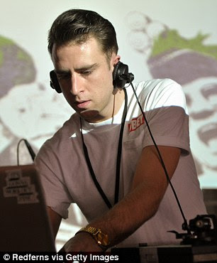 Scottish DJ Jackmaster issued a warning on Twitter saying, 'Stay in your f*****g hotels' following the shooting