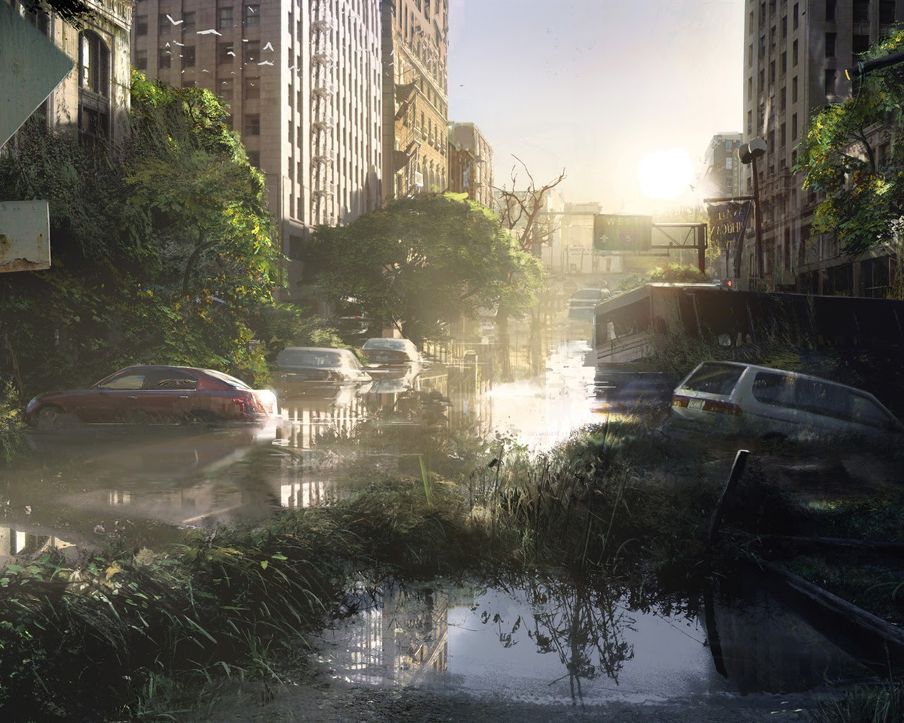 The Last Of Us Hd Game Wallpapers 7 1280x1024 Wallpaper