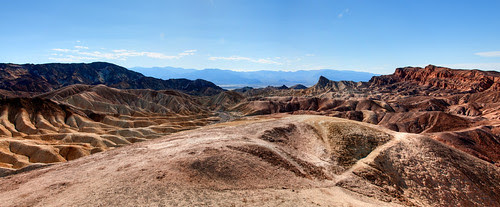 Zabriskie Point by Philipp Rümmele (RiOTPHOTOGRAPHY.com)