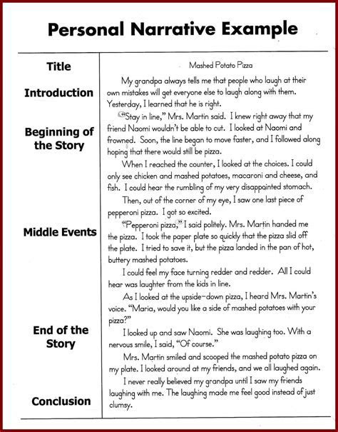 A Step by Step Guide to Write an ?A ? Narrative Essay
